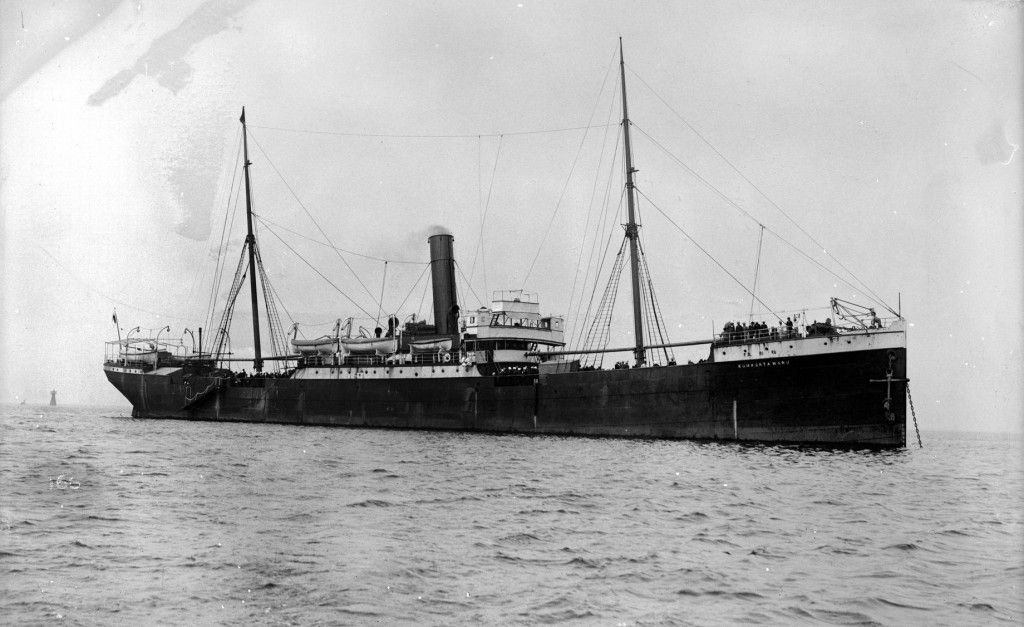 Komagata Maru (Quelle: Vancouver Public Library)